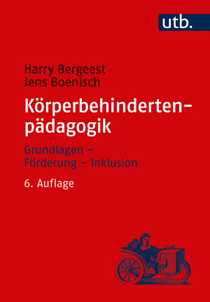 rotes Buchcover